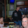 Tweeps at Boston's - that's Robbie Floyd of Versus (standing)