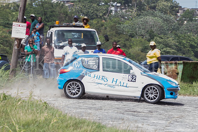 Rally Barbados 2016 - Wayne Archer, Derek Edwards