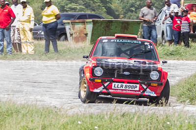 Rally Barbados 2016 - Neil Armstrong, Barry Ward