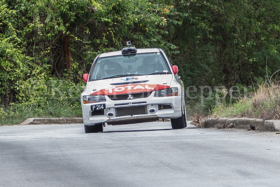 Rally Barbados 2016 - David Coelho, James Harris