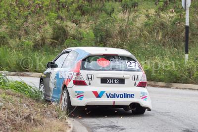 Rally Barbados 2016 - Dario Hoyte, Jamal Braithwaite