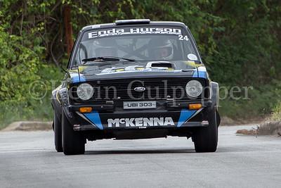 Rally Barbados 2016 - Jim McKenna, Arthur Kierans