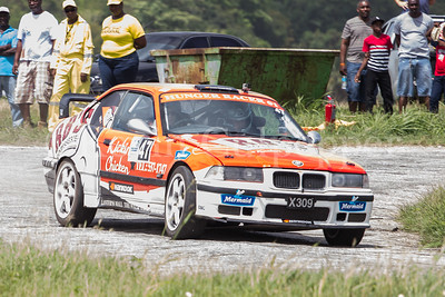 Rally Barbados 2016 - Jonathan Ince, David Armstrong