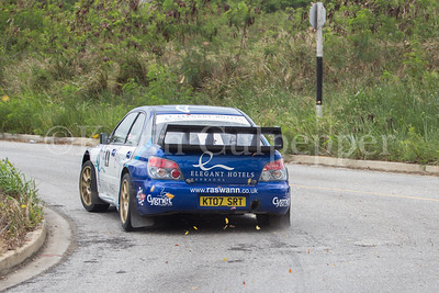 Rally Barbados 2016 - Rob Swann, Aled Edwards