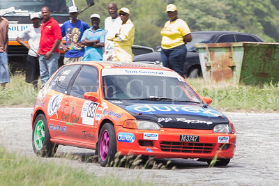 Rally Barbados 2016 - Paul Inniss, Selena Kirton