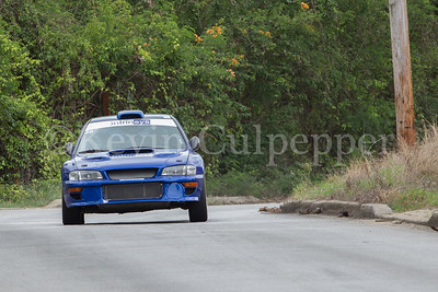 Rally Barbados 2016 - Roger Duckworth, Mark Broomfield