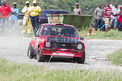 Rally Barbados 2016 - Enda McCormack,  Kieran McElhinney