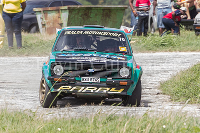 Rally Barbados 2016 - William Parry, Gareth Parry