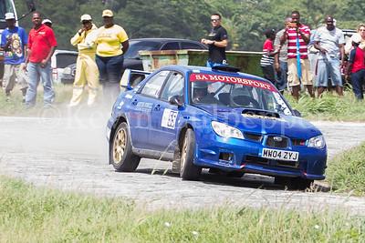 Rally Barbados 2016 - Jason Tull, Stuart Austin