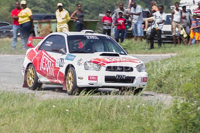 Rally Barbados 2016 - Andrew Mallalieu,  Geoff Goddard