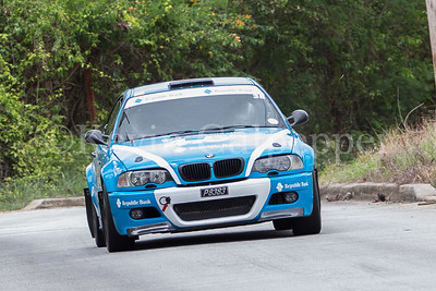 Rally Barbados 2016 - Justin Campbell, Juan Watts