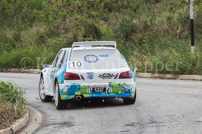 Rally Barbados 2016 - Dane Skeete, Tyler Mayhew