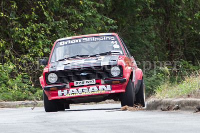 Rally Barbados 2016 - Damien Hagan, Paul Kelly