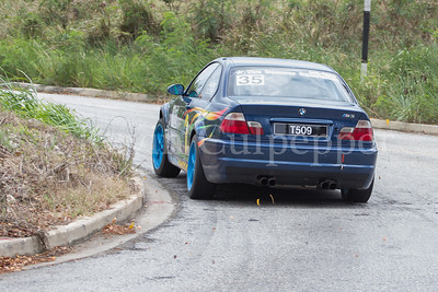 Rally Barbados 2016 - David St. Hill, Ian Grimes