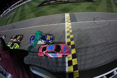 03 October 2014 -  for the Kansas Lottery 98.9 ARCA race at Kansas Speedway in Kansas City, KS. (Tami Kelly Pope)