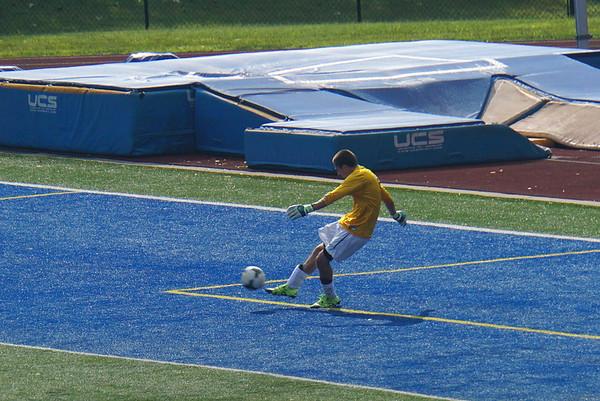 Mount Saint Joseph JV Soccer 9-5-15