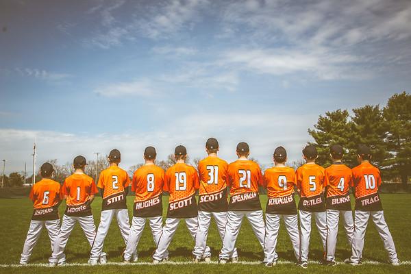 Mount Vernon Orange Sox 11 under 2017