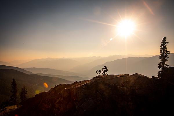Eduard Dick - Whistler Bike Park
