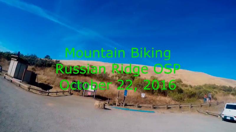 Russian Ridge OSP 2016
