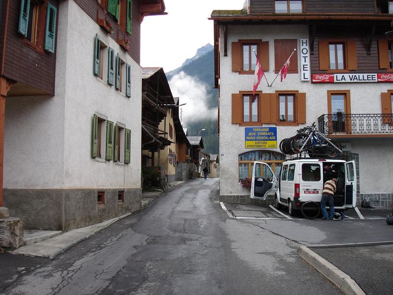 Hotel in Loutier, Switzerland