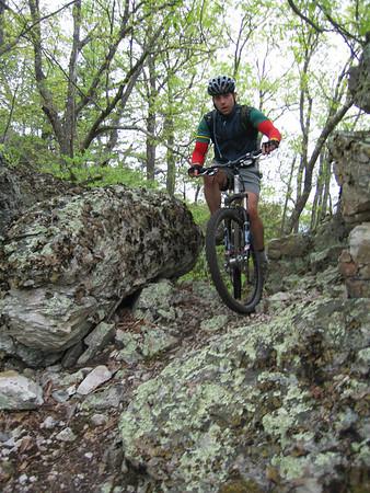 Whetstone Ridge Campout (5-7-06)