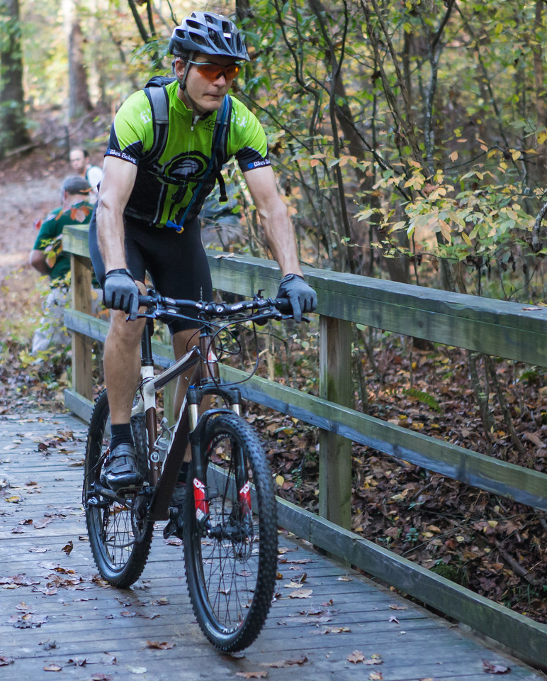 Mountain Biking - November 1, 2013