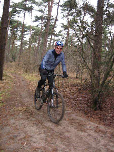 "Marijn with ""Trek"" MTB, Shimano deore (Jo Mann, Best, MTB-track Feb 2009)"