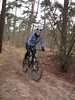"Marijn with ""Trek"" MTB, Shimano deore (Jo Mann, Best, MTB-track Feb 2009)"