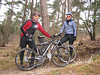 MTB-track, Jo Mann, Best, Feb 2009 (Jeroen and Marijn)