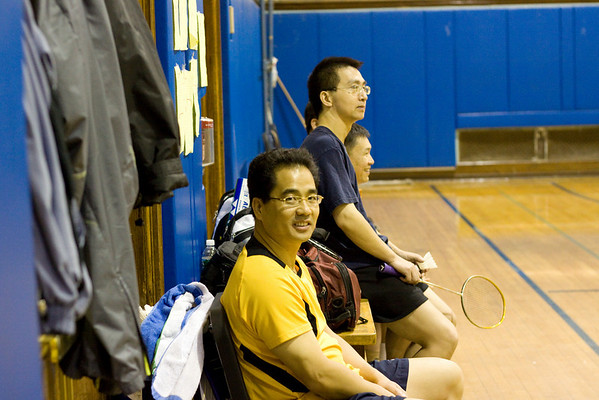 Mountain Lakes Badminton Club 2008
