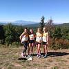 Australian women's team: Jillian Hosking, Kate Seibold, Brooke Williams, Emma Kraft