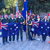 Australian team at opening ceremony. pic 3
