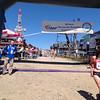 Sprint finish by Emma Kraft