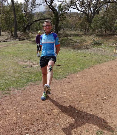 5 Sept 2017 Mt Ainslie Run Up