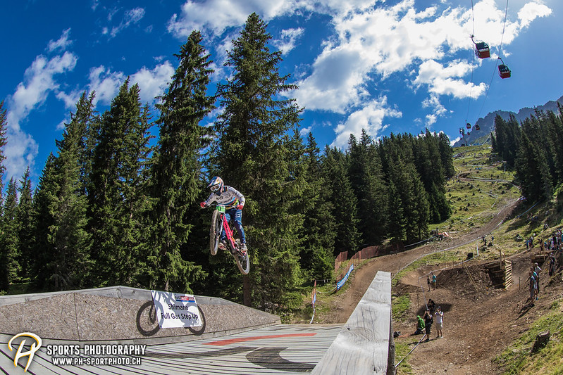 UCI Mountain Bike World Cup - Lenzerheide - 2017 - 08-07-2017