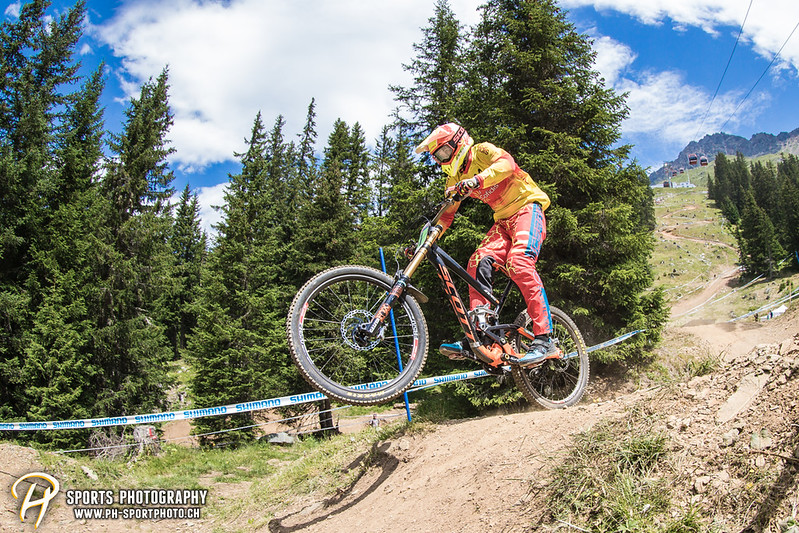 UCI Mountain Bike World Cup - Lenzerheide - 2017 - 07-07-2017