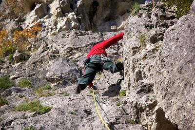 Ugolini BS - Climbing experiences - Falesia di Stallavena