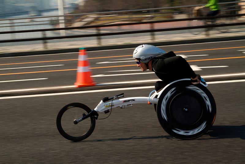Tokyo marathon 2011
