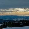 Mt Baldy view 12 pan (Southwest)
