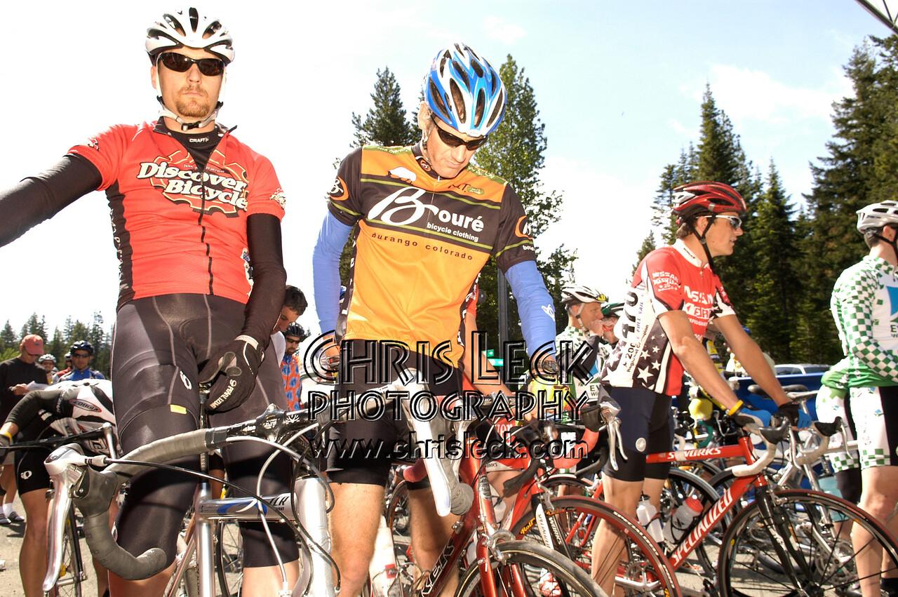 Mt. Hood Cycling Classic 2005. Cooper Spur Circuit Race, Cooper Spur Mountain Resort, Oregon, June 3, 2005.