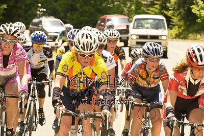 Mt. Hood Cycling Classic 2005. Cooper Spur Circuit Race, Cooper Spur Mountain Resort, Oregon, June 3, 2005.