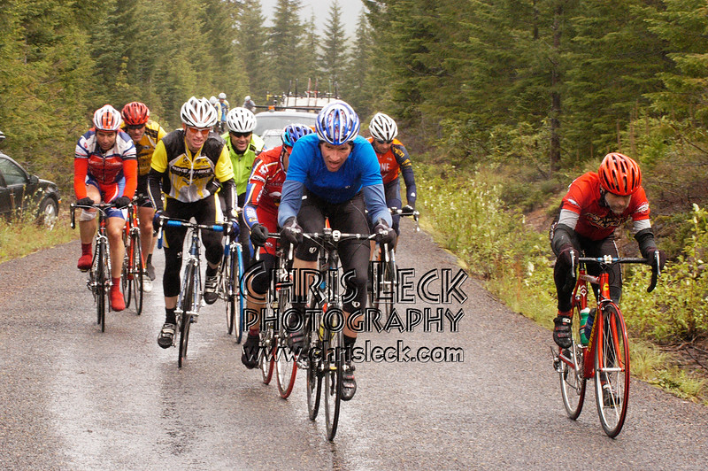 Three-Summit Road Race, Mt. Hood Cycling Classic, 2005