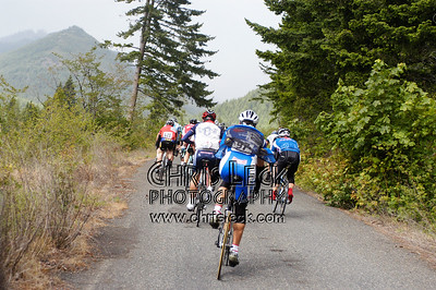 Mt. Hood Cycling Classic 2005. Three-Summit Road Race, Cooper Spur Mountain Resort, Oregon, June 5, 2005.