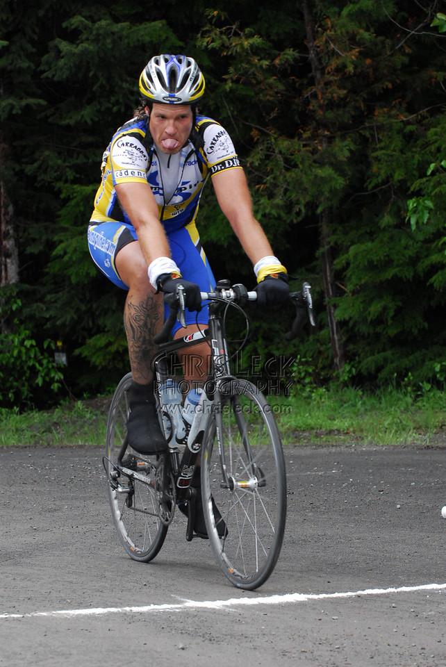 Three Summits Road Race. 2006 Mt. Hood Cycling Classic.