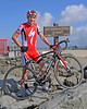 Ned Overend, of Durango, Colorado, celebrated his 56th birthday in style by winning The 39th Annual Mt. Washington Auto Road Bicycle Hillclimb, which was held on August 20st, 2011, in Gorham, New Hampshire. Cyclists raced up the grueling 7.6 mile Auto Road course, to the 6,288' summit of Mt. Washington, the highest peak in the Northeastern United States. Overend's winning time was 55:03.