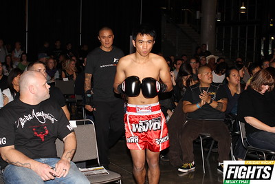 Ramil Sacpopo (0-1) of Warrior Camp (Spokane)