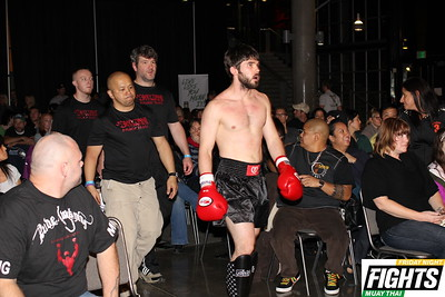 Tyler Garza of Anytime Fitness (Vancouver, WA) makes his debut.