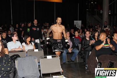 Brenton Gentry of Elite Muay Thai (Kirkland) also makes his amateur muay thai debut.