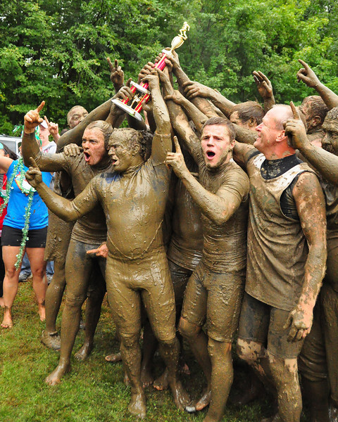 The 34th Annual World Championship of Mud Football was held September 10th thru 12th, 2010, on Steve Eastman Field at Hog Coliseum, in North Conway, New Hampshire. The Muddas Football Club won the championship game, for the 2nd year in a row, defeating the Nashua Mud Gumbys, on Sept. 12th, 2010.