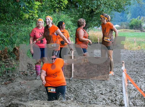 Heros Mud Run
